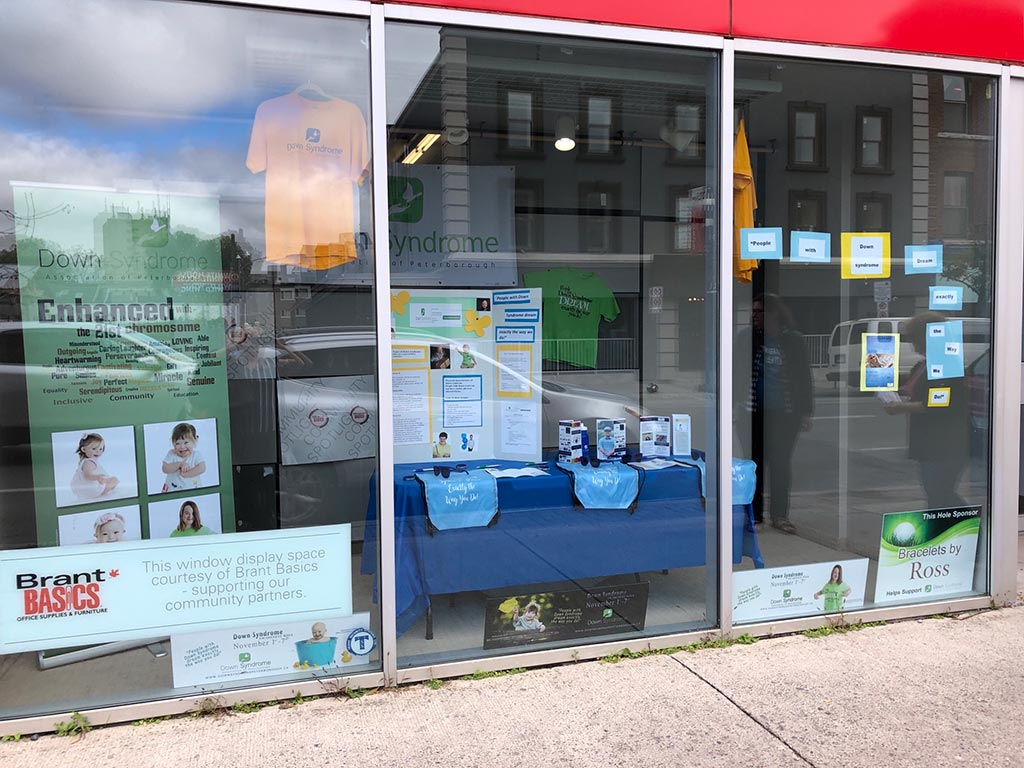 Brant Awareness Window
